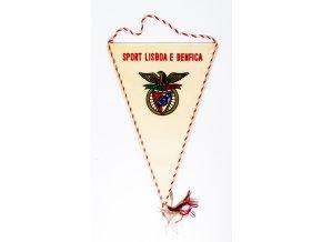 Klubová vlajka Sport Lisboa e Benfica 1
