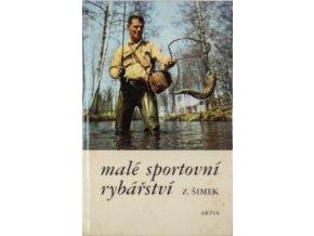 Kniha Z. Šimek, Malé sportovní rybářství