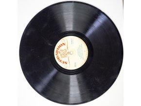 Gramofonová LP deska, Spejbl sportovcem (2)