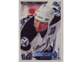 Hokejová kartička, John Tucker, Tampa Bay Lightning, 1994 (1)