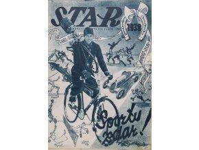 Časopis STAR,Sport ZDAR č. 52 ( 615 ), 1937 (1)