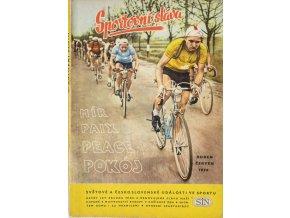 Časopis Sportovní sláva 21956 (1)