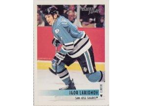 Hokejová kartička, Igor Larionov, Tampa Bay Lightning, 1994 (2)