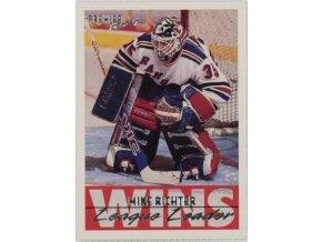 Hokejová kartička, Mike Richter, New York Rangers, 1994 (1)