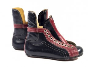 Bruslařské boty, KANADY, vel. 30 12 (1)