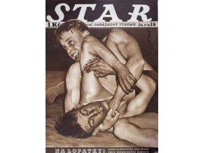 Časopis STAR, Na lopatky č. 16 ( 579 ), 1937 (1)