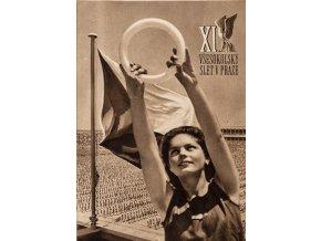 Časopis, X. Všesokolských sletů v Praze, 1948 II