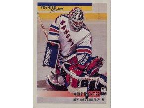 Hokejová kartička, Mike Richter, New York Rangers, 1994 II (1)