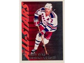 Hokejová kartička, Brian Leetch, New York Rangers, 1994 (1)