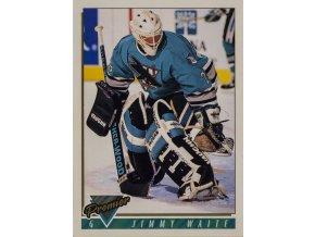 Hokejová kartička, # 29, Timi Waite, San Jose Sharks, 1994. NHL Premier hockey . No. 388 (1)
