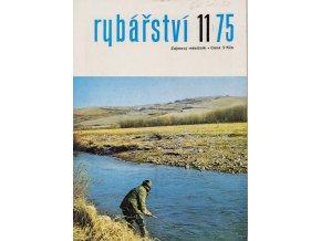 Časopis Rybářství, 111975