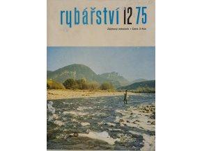 Časopis Rybářství, 121975