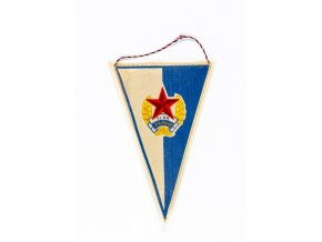 Klubová vlajka sjezd ČSTV, Praha 1983 (3)