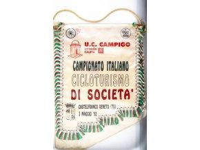 Vlajka MAXI Campionto Italiano Cicloturismo di Societa, 1992