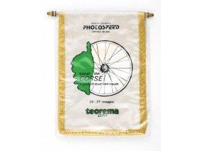 Klubová vlajka tour de CORSE cyclotouristique (1)