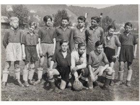 Foto fotbalového týmu II