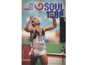 Kniha, XIV. Olympijské hry Soul, 1988