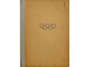 Kniha, Hrdinové XIV. Olympijských her (1)