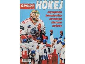 Časopis Sport Plus HOKEJ, XVIII. Zimní Olympijské hry Nagano, 1998