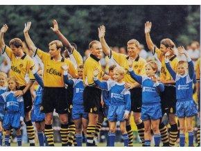 Pohlednice tým Borussia 09eV. Dortmnund (1)