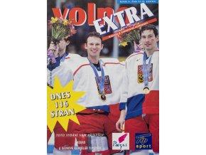 Časopis VOLNO Extra, XVIII. Zimní Olympijské hry Nagano, 1998