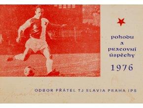 PF 76 Odbor přátel TJ Slavia Praha IPS