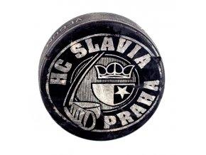 Puk HC Slavia Praha, tisk stříbnrý 1