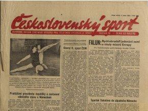 Noviny Československý sport, 161955 (1)