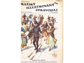 Noviny Pražský illustrovaný zpravodaj, 1931