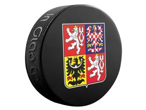 Team Czech Republic 2016 World Cup of Hockey Souvenir Puck