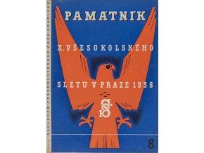 Časopis památník , Všesokolský slet v Praze, 81938
