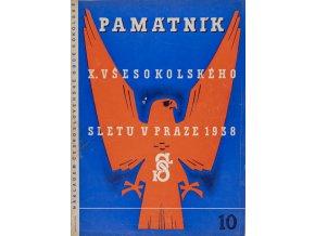 Časopis památník , Všesokolský slet v Praze, 101938