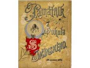 Kniha, Památník Sokola jičínského, 1896 (1)