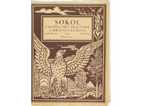 SOKOL, Časopis pro tělesnou a mravní výchovu, 193310