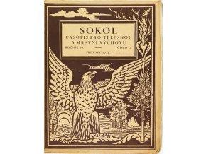 SOKOL, Časopis pro tělesnou a mravní výchovu, 193312