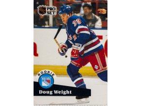 Dough Weight, New York Rangers, 1991 (1)
