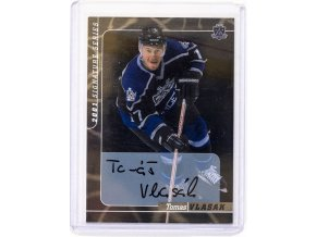 Hokejová kartička, Tomas Vlasak, LA Kings, 2001 (1)