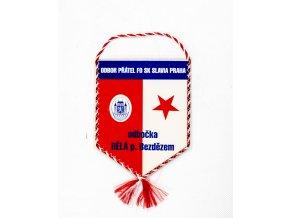 Vlajka Odbor přátel FO SK Slavia Praha , Bělá pod Bezdězem (1)