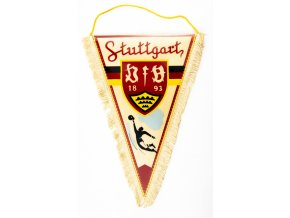 Klubová vlajka Stuttgart, 1893 1