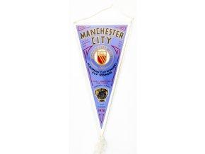 Klubová vlajka Manchester City