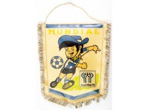 Klubová vlajka Argentina 78, Mundial