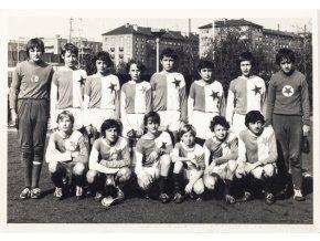 Fotografie, SK Slavia Praha, mládežnické mužstvo