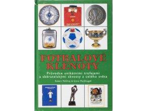 Kniha Fotbalové klenoty, 2002