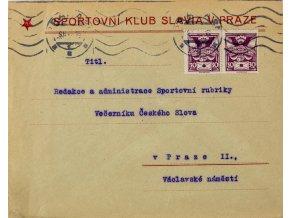 CELISTVOST Sportovní klub Slavia v Praze