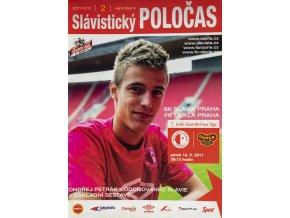 Slávistický POLOČAS SK SLAVIA PRAHA v. Dukla Praha , 2011