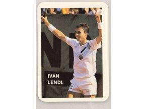 Kalendář Ivan Lendl 1987