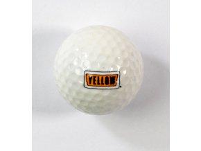 Golfový míček, 1 Spalding, Yellow