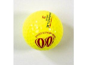 Golfový míček,Pinnacle gold 3, United Scenery Tours