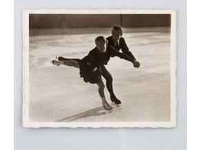 Fotografie OH 1936 GAPA krasobruslení