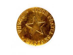 Medaile Memoriál Vlaty Kopeckého, Odbor přátel SK Slavia, 1970 (1) 1